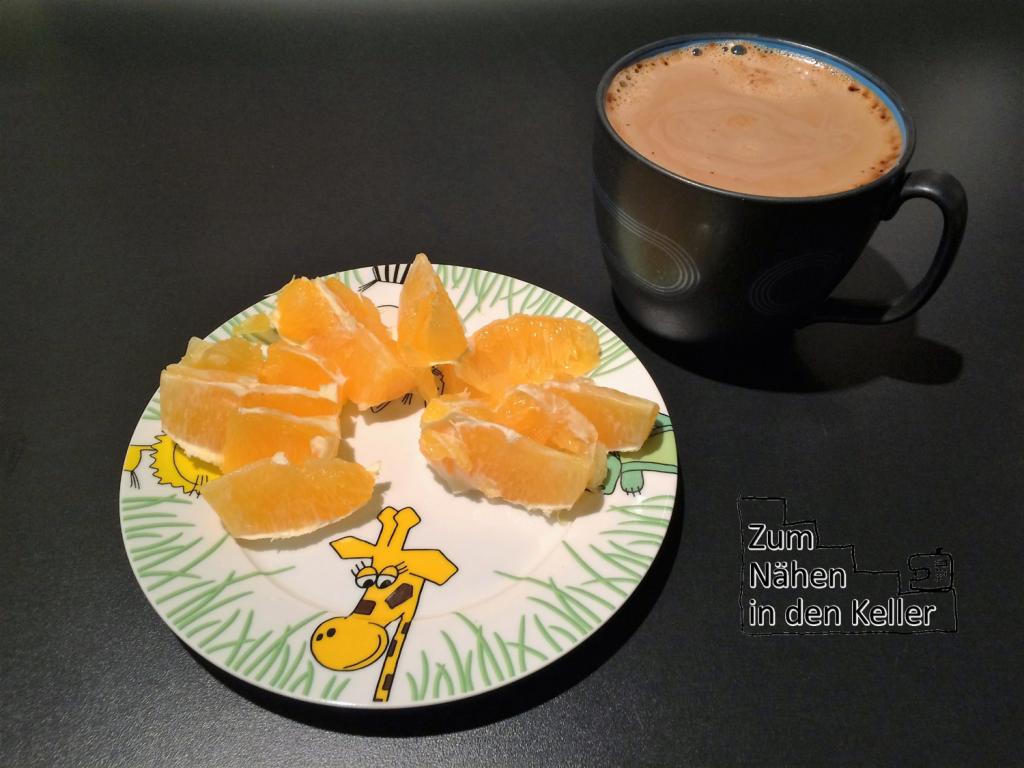 06:40 Uhr: Frühstück
