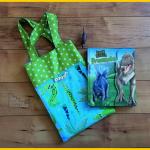 freundebuchtasche eigener Schnitt freundebücher kindergarten Zum nähen in den Keller