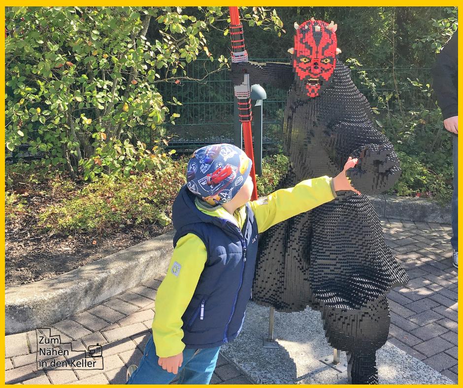 Minutenmütze Klimperklein Lagenlook Disney Cars Lightning McQueen Cruz Ramirez Jackson Storm Nähen für Jungs Zum Nähen in den Keller Legoland