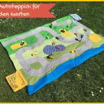 Outdoor Autoteppich für den Garten, Autoliebe, Zum Nähen in den Keller