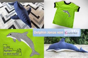 Delphin Jonas, Freebie von Künstlerkind